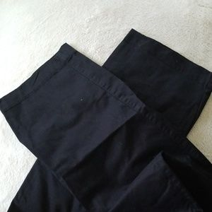 GAP Pants - Gap Black Curvy Slim City Crop Pants NWT